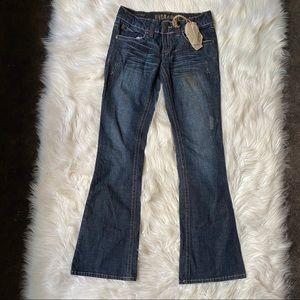 hydraulic women's bootcut jeans